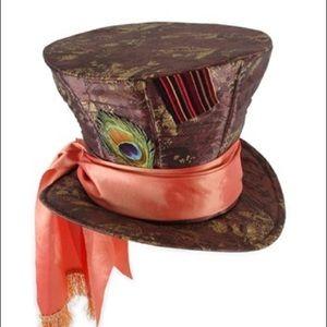 Alice In Wonderland Mad Hatter Adult Large Hat